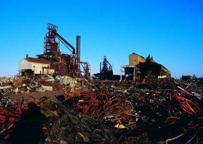 BHPB NEWCASTLE STEELWORKS demolition Major Projects Group